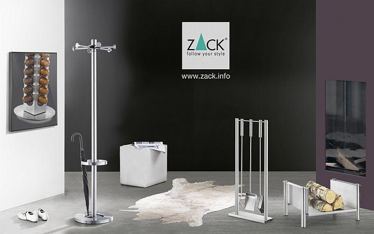 19 mm ZACK 20753 Exit T/ürhakenleiste